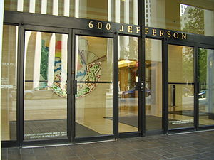 Cullen Center - 600 Jefferson