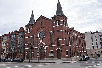 Temple Israel (Boston) - 600 Columbus Ave. (1885-1906)