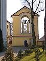 615942 małopolskie gm Liszki Morawica kościół dzwonnica 1.JPG