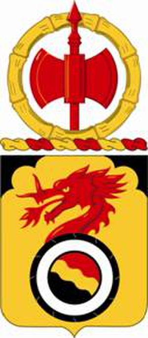 7th Transportation Battalion (United States) - Coat of Arms