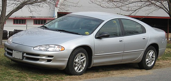 Dodge Intrepid 2