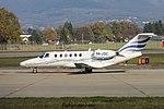 9A-JSC Cessna 525A CitationJet CJ2 C25A - JSY (30330381453).jpg