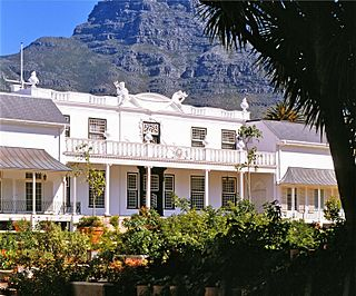 Cape Town office of the Presidency of the Republic of South Africa