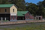 9 2 083 0011 01-Railway Station-Sir Lowry's Pass Village3-s.JPG