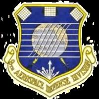 9th Aerospace Defense Division - Emblem