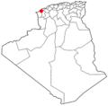Aïn Témouchent Location.PNG