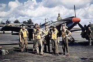 North American A-36 Apache aircraft