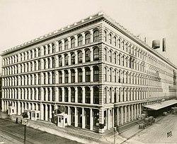 A. T. Stewart 1870