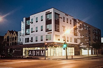 America's Black Holocaust Museum - The new ABHM, which is scheduled to open fall 2018, is located on the ground floor of the newly built Griot building at 401 W. North Ave., Milwaukee.