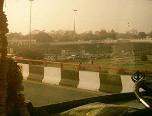 Inner Ring Road, Delhi - Image: AIIMS Flyover 05