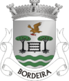 Coat of arms of Bordeira