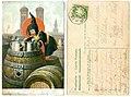 AK - München - Gruss vom Oktoberfest - 1907.jpg