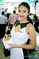AMD promotional models at Computex 20140604c.jpg