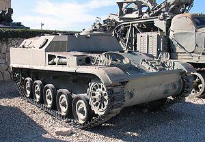 AMX-VCI - AMX-13 VTT