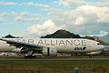 ANA B777-281(JA711A) landing @MYJ RJOM (2063039806).jpg