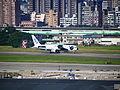 ANA JA606A at Songshan Airport 20121220a.jpg