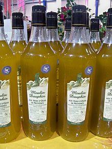 huile olive le pradet