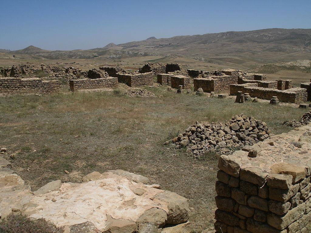 L'urbanisation dans l'Algérie Médiévale (2ème partie)  dans Architecture & Urbanisme