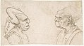 A Grotesque Couple- Old Woman with an Elaborate Headdress and Old Man with Large Ears and Lacking a Chin MET DP808132.jpg