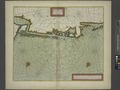 A chart of NORWAY from High Land of Horrel to Momendael with Liet of Dronten NYPL1640720.tiff