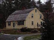 Aaron Taft House, Uxbridge, MA