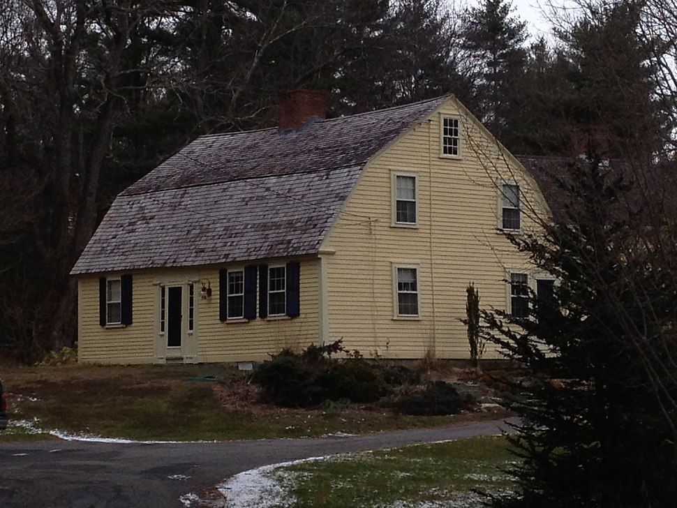 Aaron Taft House, Uxbridge, MA