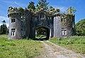 Abandoned Gatehouse, Castlelohort Demesne - geograph.org.uk - 1392282.jpg