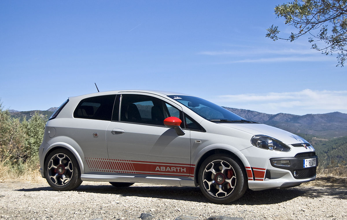 abarth punto evo wikidata. Black Bedroom Furniture Sets. Home Design Ideas