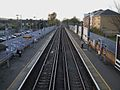 Abbey Wood stn high westbound.JPG