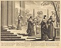 Abraham Bosse, The Foolish Virgins Approaching the Temple, NGA 128379.jpg