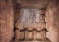 Abu simbel holy of holies قدس الاقداس بمعبد ابو سمبل.jpg