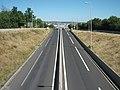 Accès autoroute A75 depuis fin D 2009 2015-07-21.JPG