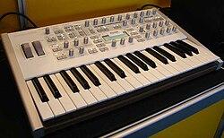 definition of keyboardist