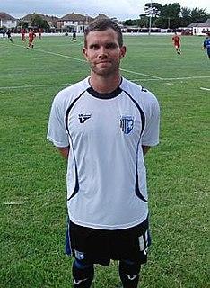 Adam Birchall English footballer
