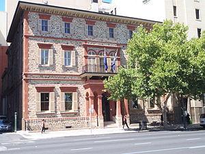 Adelaide Club - Image: Adelaide Club