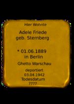Adele Friede