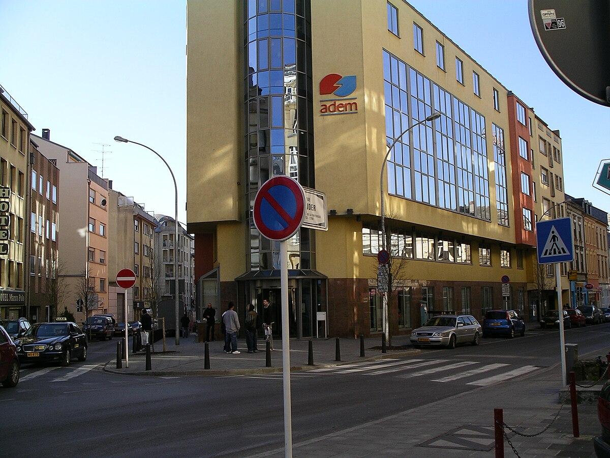 Arbeitsmarkt in luxemburg wikipedia - Salon de l emploi luxembourg ...