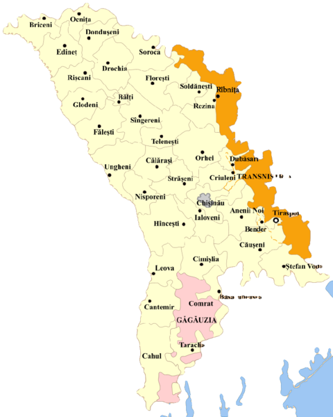 FileAdministrative divisions of Moldovapng Wikimedia Commons