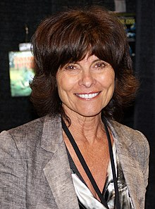 The 74-year old daughter of father Joseph Barbeau and mother Armene Nalbandian Adrienne Barbeau in 2019 photo. Adrienne Barbeau earned a  million dollar salary - leaving the net worth at 5 million in 2019