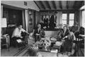 Advisors meeting at Camp David - NARA - 192569.tif