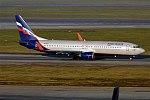 Aeroflot, VP-BGI, Boeing 737-8LJ (37917060394).jpg