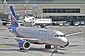 Aeroflot Airbus A319-111; VP-BDO@ZRH;15.06.2012 656dh (7189954421).jpg