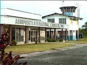 """Bocas del Toro """"Isla Colón"""" International Airport"""