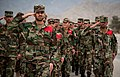 Afghan National Army (ANA) cadets practice drills on the parade grounds at the Afghan National Defense University in Kabul, Afghanistan, May 7, 2013 130507-F-OF869-006.jpg