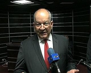 Ahmad Allam-Mi Chadian diplomat