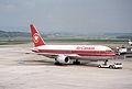 Air Canada Boeing 767-200; C-FBEG@ZRH;15.04.1995 (4905443001).jpg