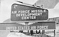 Air Force Missile Development Center Sign - 1958.jpg