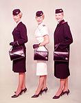 Air Hostess Uniform 1959 Summer and Winter 001 (9623442929).jpg