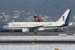 Airbus A319-115X(CJ), Malaysia - Air Force JP7550743.jpg