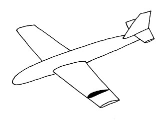 Lift (force) - A cross-section of a wing defines an airfoil shape.